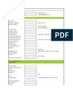 Form Aplikasi Kredit