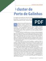 O Cluster de Porto de Galinhas