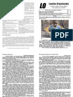Vigéssima Quarta Edição do Jornal da LO