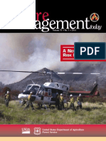 Fire Management Today - A New Look at Risk Management