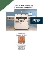 Model 8000 Manual