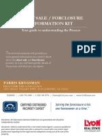 Short-Sale Information Kit Master