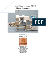 Model 5000 Manual