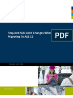 SY Required SQL Changes for ASE15 v.1 073009 WP