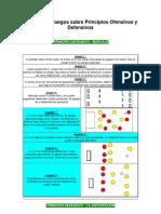 Futbol - Ejercicios y Juegos Sobre Principios Ofensivos y Defensivos
