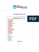 India Business Directory Agriculture
