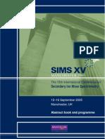 SIMSabstract Book
