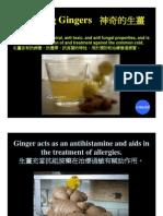 Ginger Medical Value