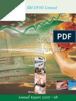 Annual Report 2007-08