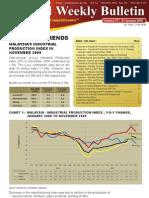 MITI Weekly Bulletin Volume 77 - 21 Januari 2010