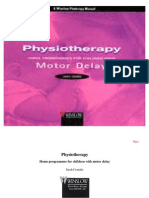 Physiotherapy Home Programmes for Children With Motor Delay