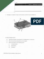 Biology Tutorial (Set 2)
