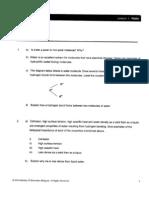 Biology Tutorial (Set 1)