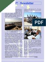 Newsletter of June 2011