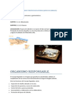 Ficha de Recursos Turisticos de Asturias