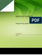 NVIDIA CUDA Programming Guide 2.3