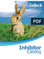 Selleck Inhibitor Catalog--June