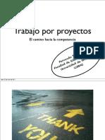 Enseñar y aprender a través de proyectos