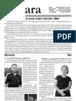 Sahara RHmuna Bulletin