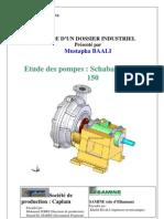 Dossier Industriel ion Externe ,Mecanique 2006