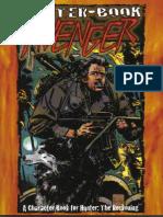 8103 Hunter-Book - Avenger