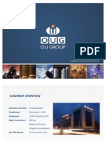 OUG Corporate Presentation