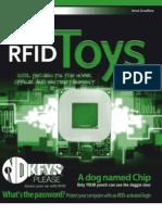 Amal Graafstra - RFID Toys