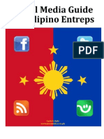 Social Media Guide for Filipino Entreps by Carlo Ople