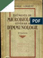 Microbiologie Gnrale Et Immuno
