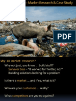 Market Research Presentation - Bizcampbe
