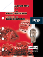 Champion Industrial Spark Plug Catalog 2008