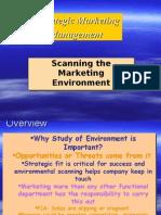 Chapter Environmental Scanning