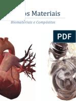 Novos Materiais (Biomateriais e Compósitos)