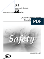 CC-Link Safety Remote Module User Manual