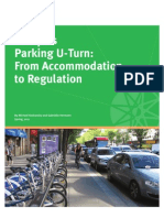 European Parking U-Turn, ITDP