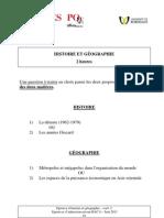 Histoire-géographie-Sciences-po Bordeaux-concours