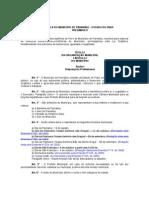 lei organica do município de parnaiba