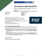 JQ and Service Agreement Austria MT-TT