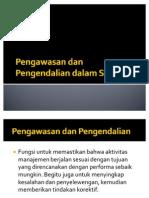 Pengawasan dan Pengendalian dalam Manajemen Syariah