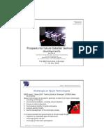 Prospects for Cubesat Technology Developments