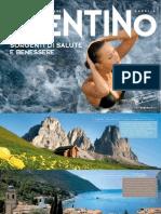 Trentino, sorgenti di salute e benessere