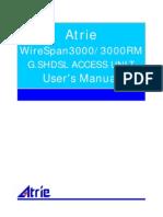 WS3000(G.SHDSL)-Eng