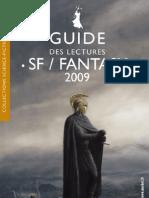 Guide Sf Fantasy 2009