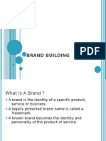 Brand Building New