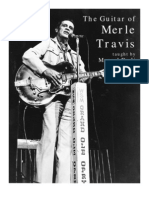 The Guitar of Merle Travis (Taught by Marcel Dadi)