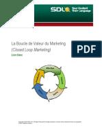 La Boucle de Valeur Du Marketing