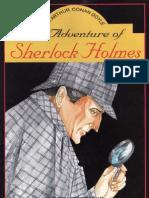 The Adventure of Sherlok Holmes