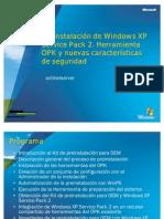 Mod2 OEM Pre Installation WindowsXPServicePack2