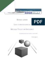 Les convergences médias télécoms internet