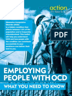 Employing People With OCD Updated